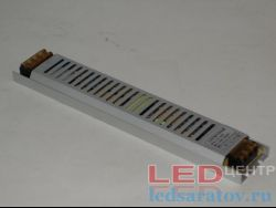Блок питания 200W, 16,5A, IP20, AC220V-DC12V, 310мм*53мм*22мм Light Slim (LS-200-12)
