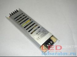 Блок питания  60W, 5A, IP20, AC220V-DC12V, 170мм*53мм*19мм Light Slim (60w-12v)